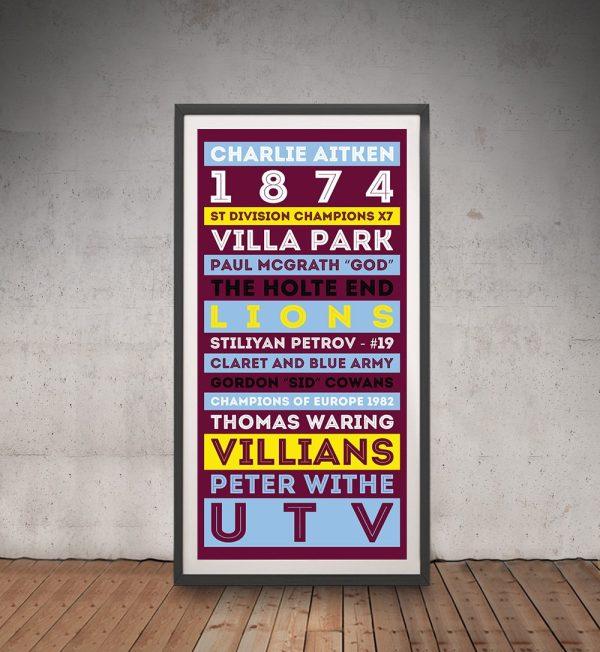 Buy Affordable Football Club Tram Banner Art