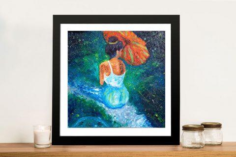 Buy a Framed Chiara Magni Print of Full Moon