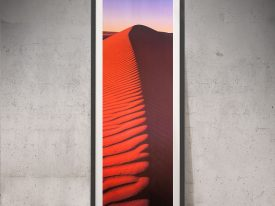 Buy a Peter Lik Dune Stairway Print on Canvas