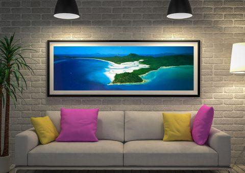 Whitsundays by Peter Lik Panoramic Wall Artwork Online