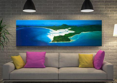 Buy Whitsundays Peter Lik Panoramic Canvas Prints