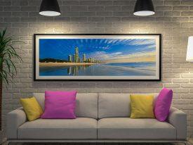 Buy a Gold Coast Peter Lik Panoramic Print