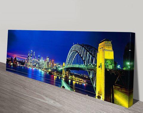 Buy Affordable Peter Lik Sydney Night Artwork