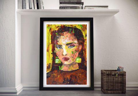 Buy a Chiara Magni Canvas Portrait Print