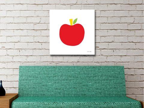 Buy Ann Kelle Colourful Canvas Art Gift Ideas AU