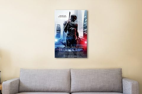 Buy Robocop Wall Art Movie Poster Prints
