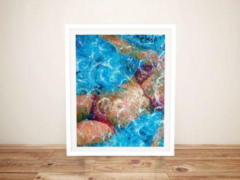 Buy a Framed Chiara Magni Print of Splash