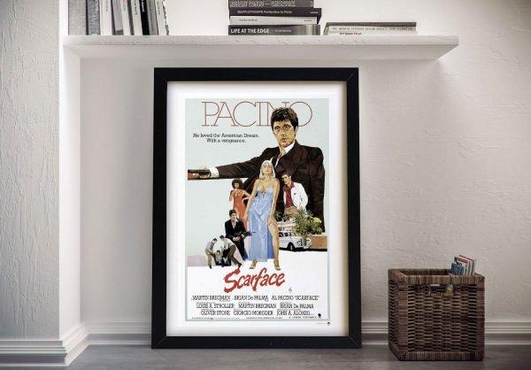 Buy Al Pacino Movie Wall Art Cheap Online