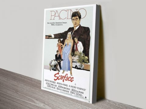 Buy a Scarface Framed Movie Poster Print