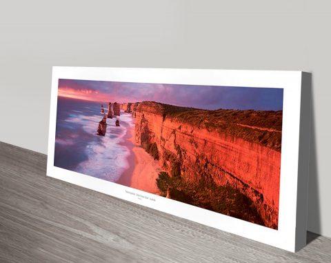 Twelve Apostles Great Ocean Road Canvas Artwork
