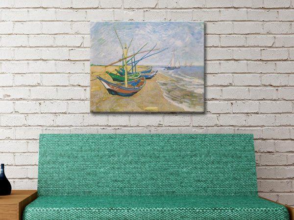 Buy Affordable Van Gogh Canvas Prints Online