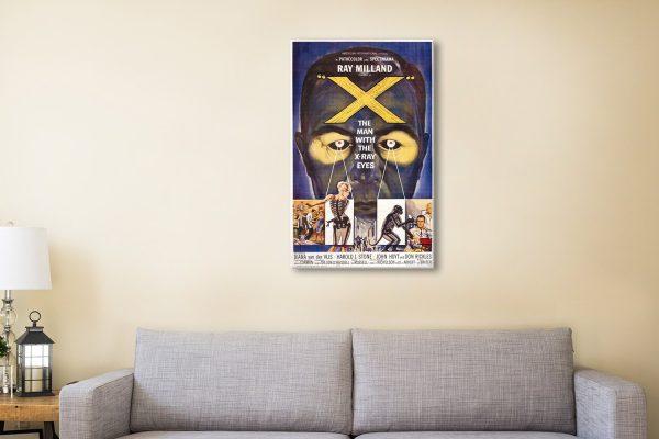 Buy Vintage Movie Wall Art Great Gift Ideas AU