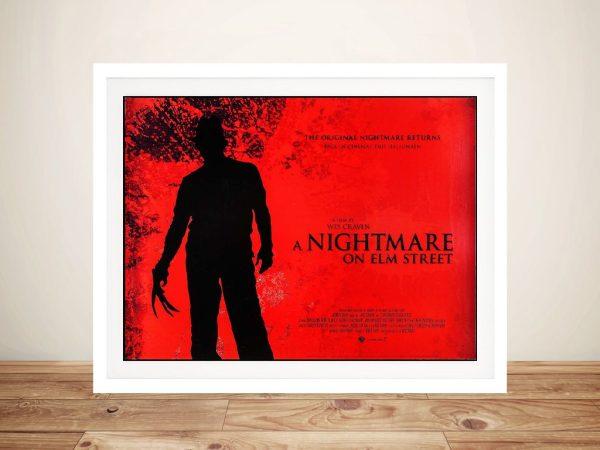 Buy A Nightmare on Elm Street Poster Art