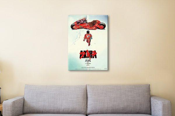 Buy Affordable Akira Framed Poster Prints