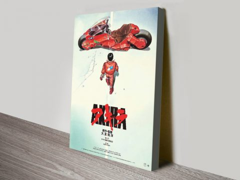 Buy a Movie Poster for the Japanese Film Akira