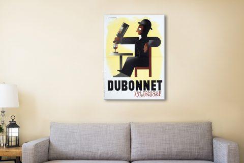 Buy a Dubonnet Wine Company Poster Print