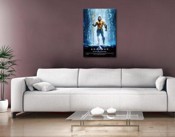 Buy Affordable Aquaman Movie Memorabilia AU