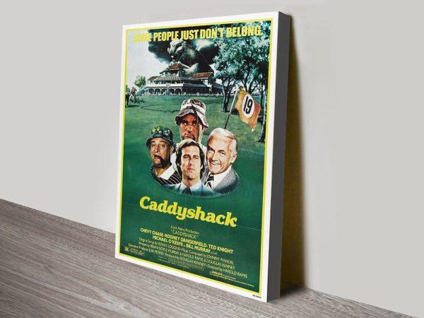 Buy a Caddyshack Vintage Movie Poster