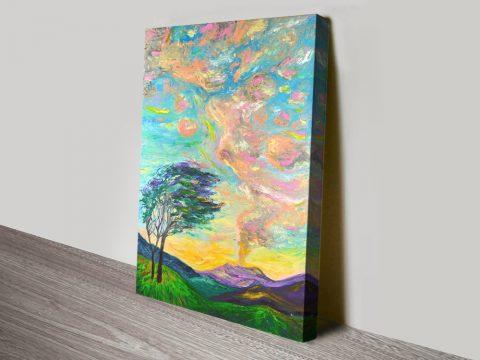 Buy Dream Colourful Chiara Magni Wall Art