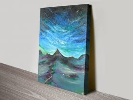 Buy Enchanted Mountain Artwork by Chiara Magni