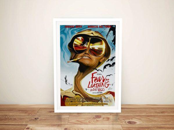 Buy Fear & Loathing in Las Vegas Movie Art