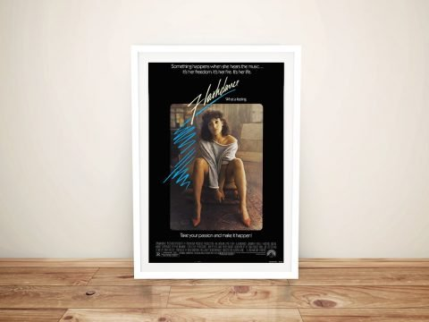 Buy a Poster for the Classic Movie Flashdance