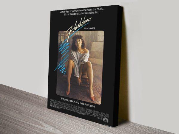 Buy Flashdance Movie Memorabilia Online