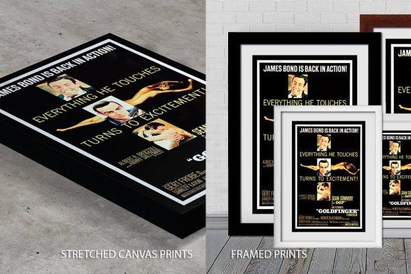 Goldfinger Quality Print