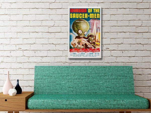 Buy Vintage Movie Wall Art Cheap Online