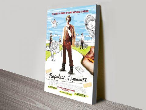 Buy Napoleon Dynamite Movie Art Cheap Online