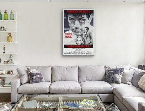 Buy Ready to Hang Movie Art for Raging Bull
