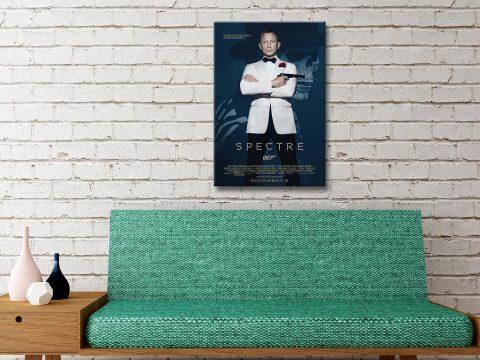 Buy James Bond Poster Prints Cheap Online