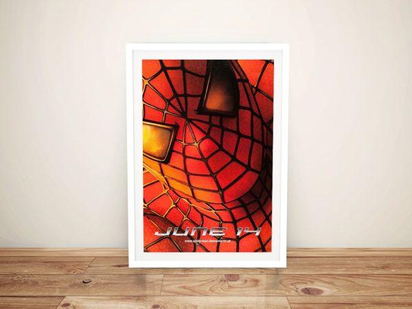 Buy Spider-Man 2 Movie Poster Wall Art