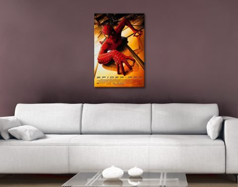 Buy Spider-Man Movie Posters Great Gift Ideas