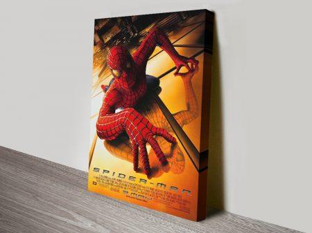 Buy a Framed Movie Poster for Spider-Man 2