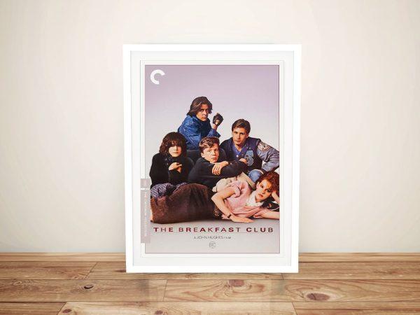 Buy a Breakfast Club Framed Movie Poster