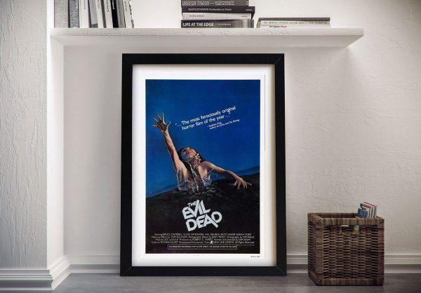 Buy an Evil Dead Horror Movie Poster Print