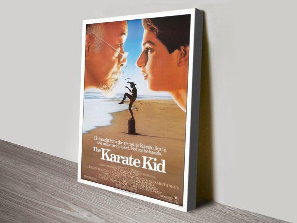Karate Kid Movie Artwork for Sale Online