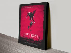 Buy Movie Art for 80's Classic The Lost Boys