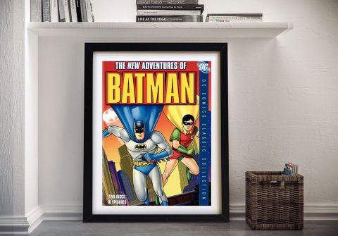 Buy Ready to Hang Batman & Robin Wall Art