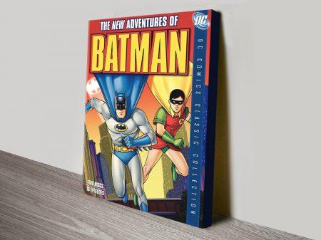Buy a Batman and Robin Framed Poster Print