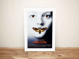 Buy a Movie Poster for The Silence of the Lambs