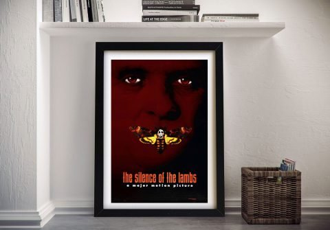 Buy The Silence of the Lambs Film Wall Art