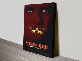 Buy The Silence of the Lambs Movie Artwork