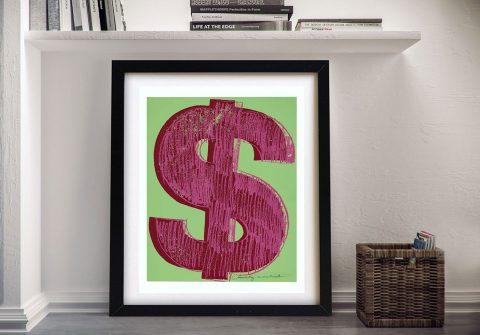 Buy Warhol Pop Art Prints on Canvas Online