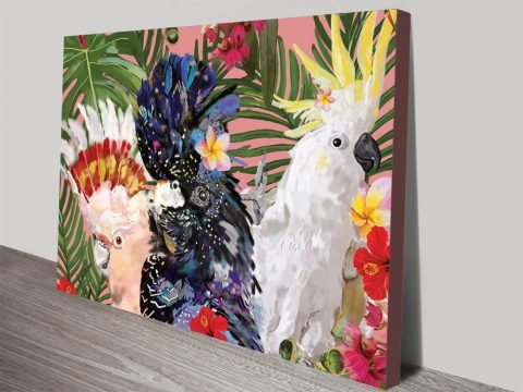 Buy Colourful Bird Art Unique Gifts Online