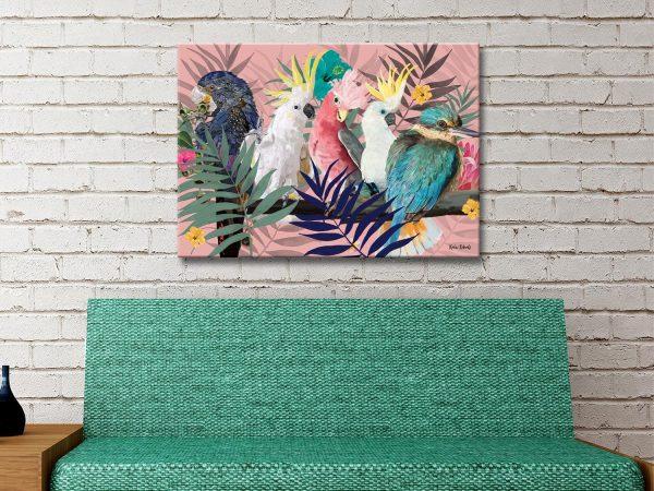 Buy Australian Birds Framed Art Gift Ideas AU