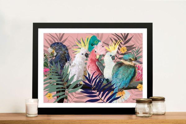Buy Karin Roberts Colourful Canvas Prints