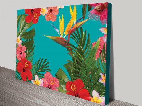 Buy Karin Roberts Floral Prints on Canvas AU