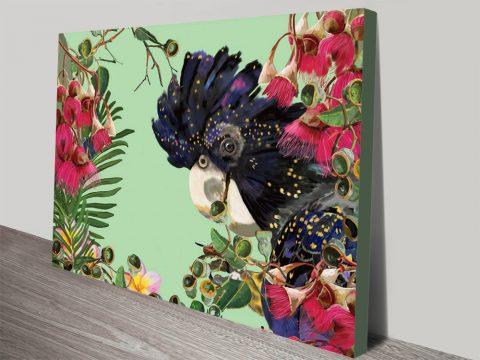 Buy Karin Roberts Colourful Canvas Art AU